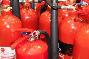 Mixed Extinguishers