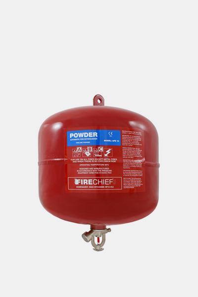 Automatic Extinguishers