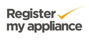 Register My Appliance Logo